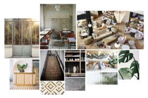 Soul Deli - Interior Transformation Project Visual 7 - Grey Coffee
