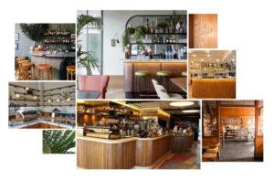Soul Deli - Interior Transformation Project Visual 5 - Grey Coffee