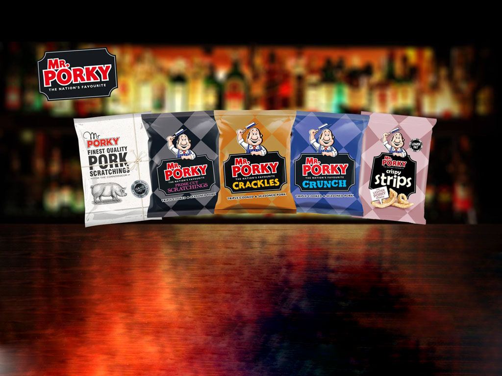Mr Porky Product Banner (Supplied)